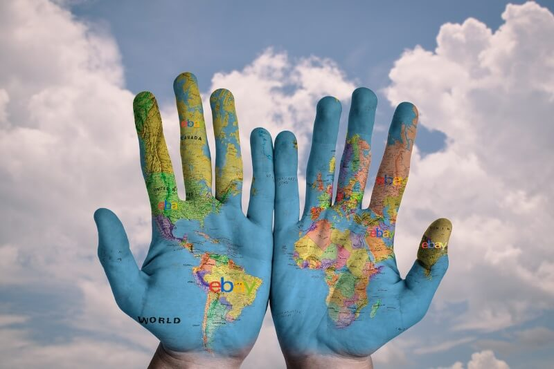 אתרי ebay בעולם - התרחבות לפעילות באתרי איביי נוספים